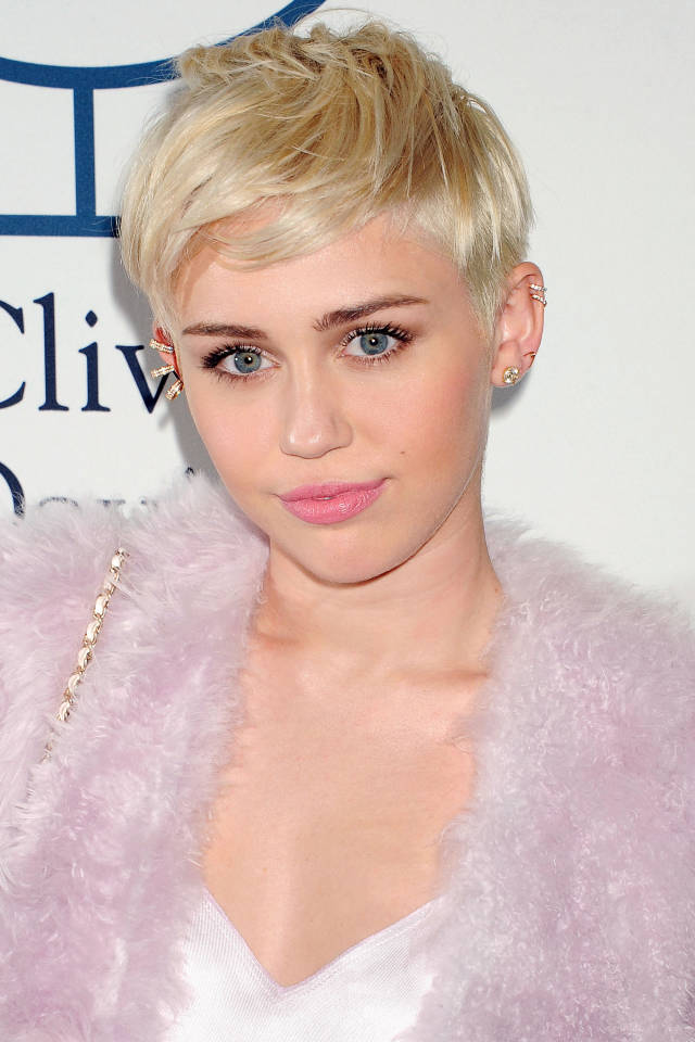Fashionable Celebrity Haircuts for Short, Medium and Long Hair