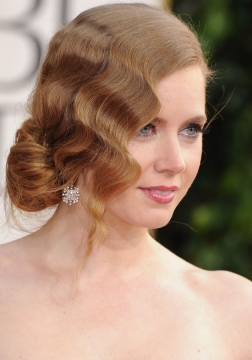 Ideas of Celebrity Wedding Hairstyles to Choose from Picture