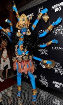 The Most Spectacular Heidi Klum Halloween Costumes Picture